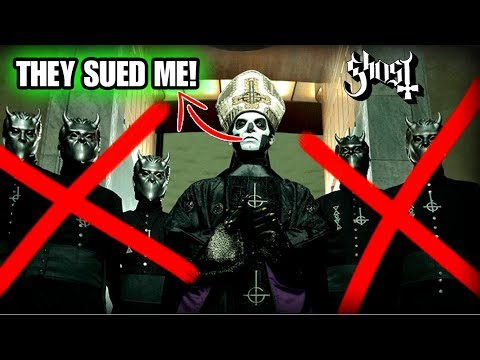 Ghost's Tobias Forge: Ex-Bandmates Who SUED ME! Mp3