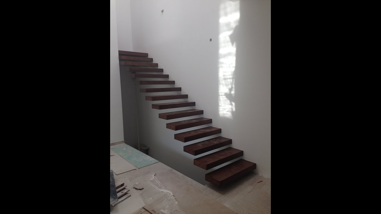 Design Floating Steps floating stairs youtube