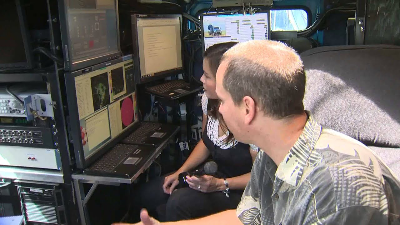 Doppler Radar Here In Hawaii YouTube - Hawaii radar doppler