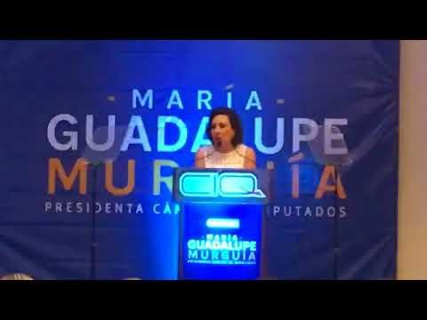 Segundo informe de Guadalupe Murguía 2017