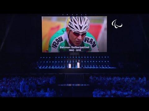 Afrique, Clôture des jeux paralympiques 2016