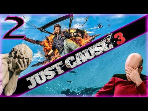 Just Cause 3 - PS4 Playthrough - The Realest Facepalm #2