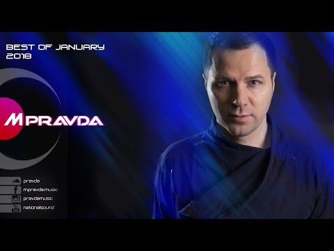 ♫ Best of Progressive and Trance by M.PRAVDA (January 2018) ♫