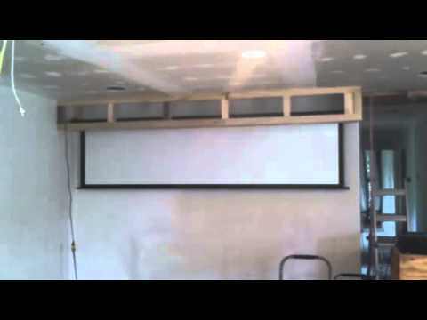 Projector Screen Youtube