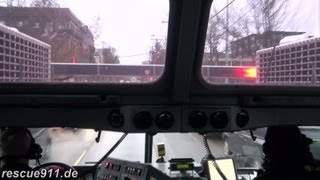 [Ride along] Ladder 10 Seattle Fire Department