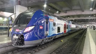 SNCF Bombardier, Regio 2N (TER Centre) à Paris Montparnasse