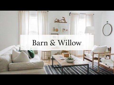Barn & Willow - Custom Draperies and Roman Shades