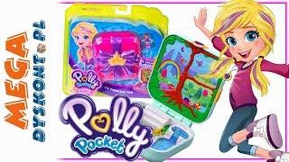 Polly Pocket  Mini domek i pokoiki dla laleczek  Mattel