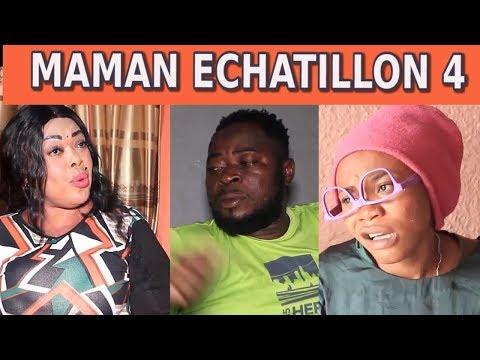 MAMAN ÉCHANTILLON Ep 4 Theatre Congolais Daddy,Gabrielle,Ebakata,Allain,Papa koba,Sylla