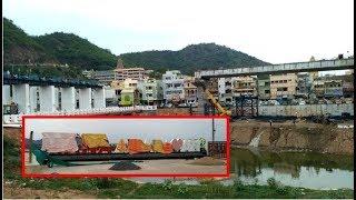 VMC office, Kanaka Durga Flyover, Vijayawada, Amaravati Latest updates