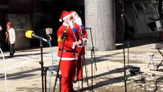 2011,12、10.サンタを探せ2011開催.