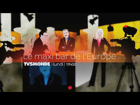 #BARDELEUROPE #MAXI : Bye bye Great Britain / TV5MONDE