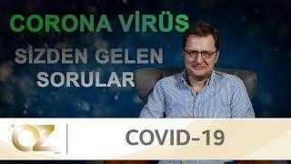 Coronavirüs hakkında en çok merak edilen sorular!