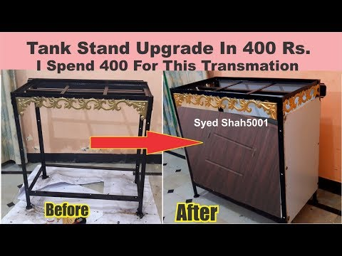 Building An Aquarium Stand - Some Update On New Fish Tank Stand DIY