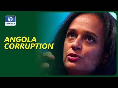 Isabel Dos Santos Responds To Allegations