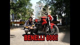 Friends and Family react to Benelli 600i | High Speed Run