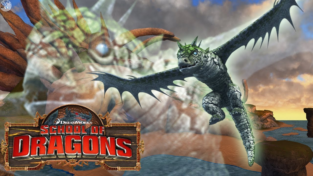 School of Dragons: Dragons 101 - The Sentinel - YouTube