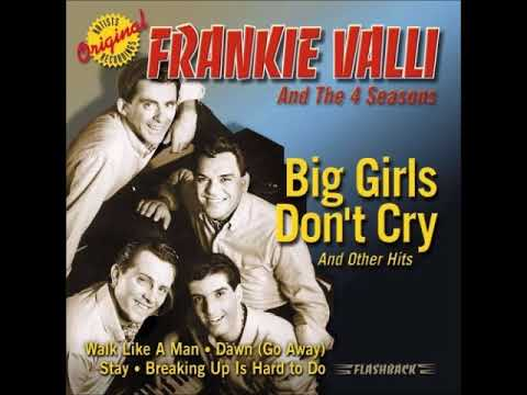 Frankie Valli & The Four Seasons - Big Girls Don't Cry   REMIX by Nilsson