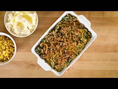 How to Make Delicious Green Bean Casserole | Main Dish Recipes | Allrecipes.com