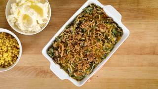 How To Make Delicious Green Bean Casserole | Main Dish Recipes | Allrecipes.com