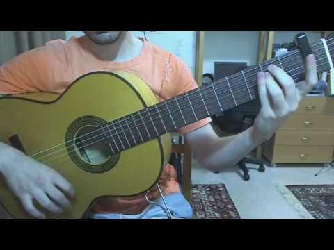 Wael Jassar     3omry Ma Nesetak Guitar Tutorial