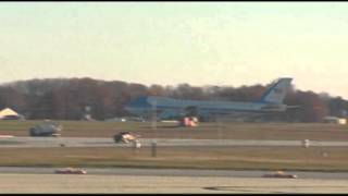 Raw: Obama Departs on 4 Country Asian Trip