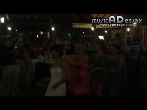 Dj per matrimonio - www.musicadeejay.com- Ristorante La Casupola - Ballo