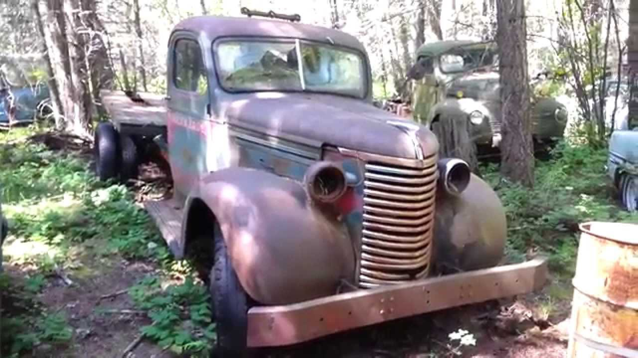 Truck 1940 chevy truck for sale : 1939 or 1940 Chevrolet Truck - YouTube