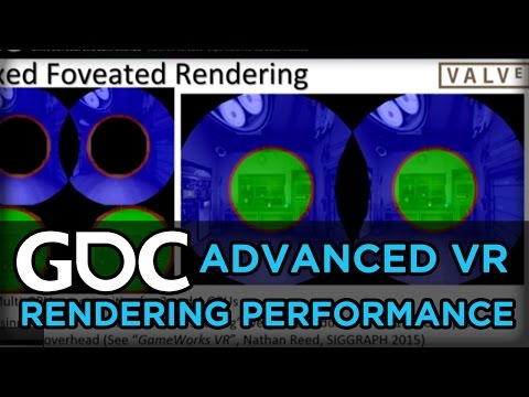 Advanced VR Rendering Performance