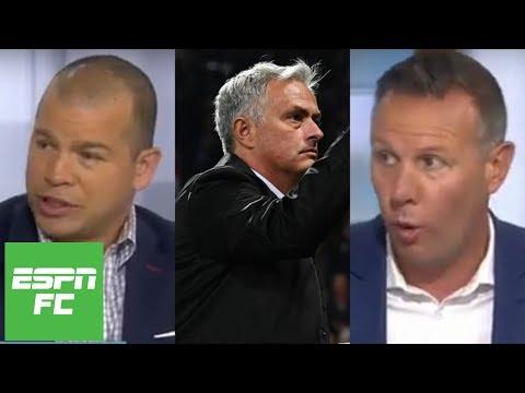 Manchester United 0-3 Tottenham analysis: Was this Jose Mourinho's last game? | ESPN FC
