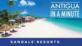 Antigua in a Minute