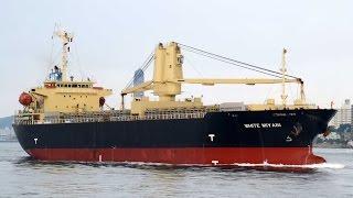 WHITE MIYABI - WHITE LINE general cargo ship