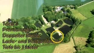 Forellenseen vorgestellt: Toniforellis Anglerparadies im Oldenburger Land (NDS)
