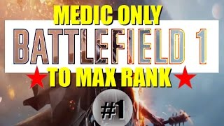 Battlefield 1 Multiplayer - Cei-Rigotti Optical Gameplay