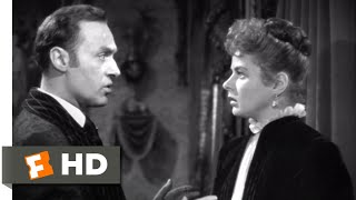 Gaslight (1944) - Flirting with the Maid Scene (2/8) | Movieclips