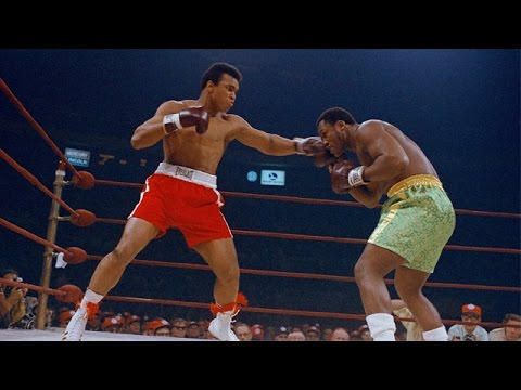 Muhammad Ali vs. Joe Frazier I