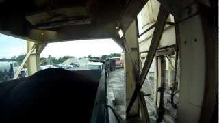 Mack Dump Truck Work loading asphalt, for kids
