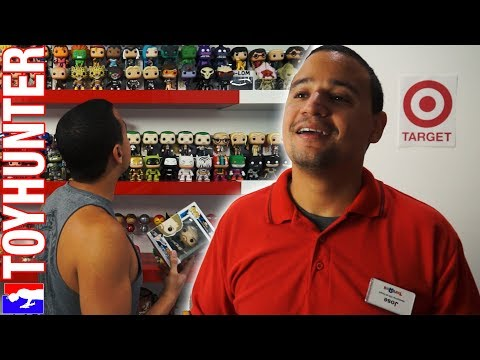 Hunting For Funko PoP! @Target - The Reality [SKIT]
