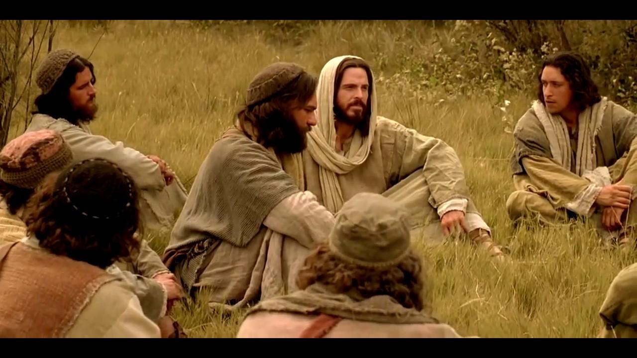 Mateo 16:13-19 (La confesión de Pedro) - YouTube
