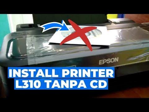 Cara print lewat hp ke semua merek printer | mudah banget.