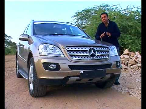 Mercedes-Benz ML-Class First Drive