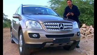 Mercedes-Benz ML-Class First Drive