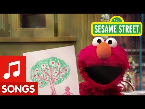 Sesame Street: Elmo's Planty Song | Taking Care of Plants