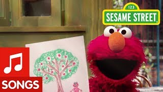 Sesame Street: Elmo's Planty Song | Taking Care of Plants