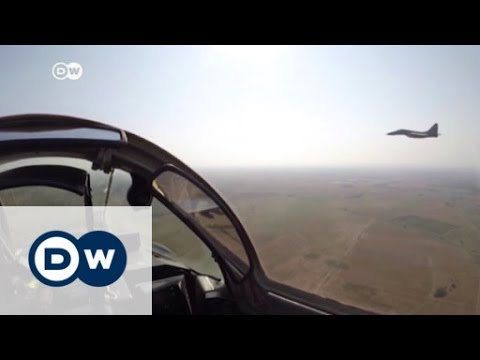 US and Bulgaria begin joint air patrols | DW News