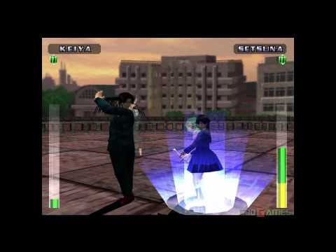Evil Zone - Gameplay PSX (PS One) HD 720P (Playstation classics)