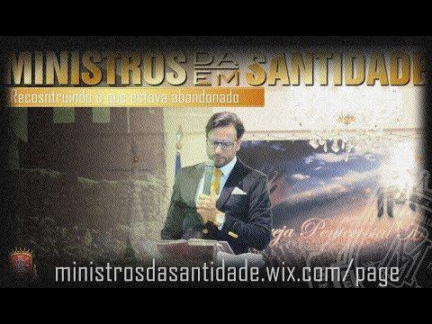 Reconstruindo o que estava abandonado - Ministro Fábio dos Santos