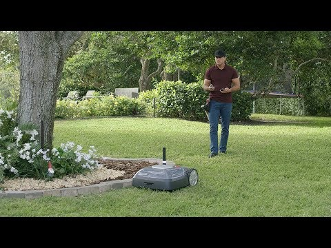 Wells Adams -  There's A Roomba Lawnmower Now!