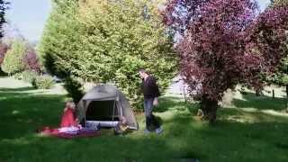 Campings - Val de Lesse