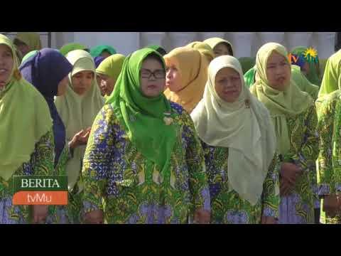 PDA Kota Yogyakarta Gelar Apel Milad 1 Abad TK ABA